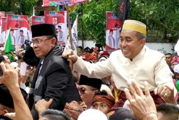 Lombok-Sumbawa Jadi Lumbung Suara Ahyar-Mori