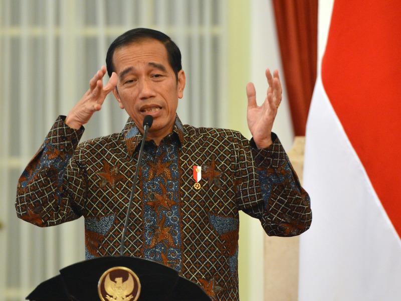 Presiden Jokowi Tak Ingin Direcoki Urusan Elektabilitas