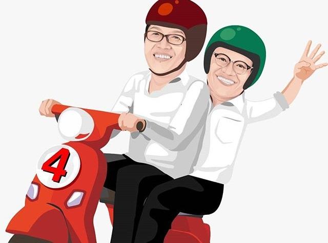 Strategi Khusus Dadang-Sugeng Hadapi Debat Kandidat