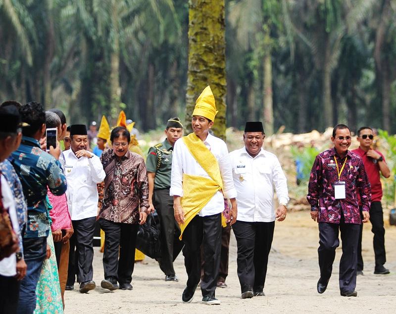 Presiden: Jaga Persaudaraan, Islam yang Rahmatan Lil Alamin