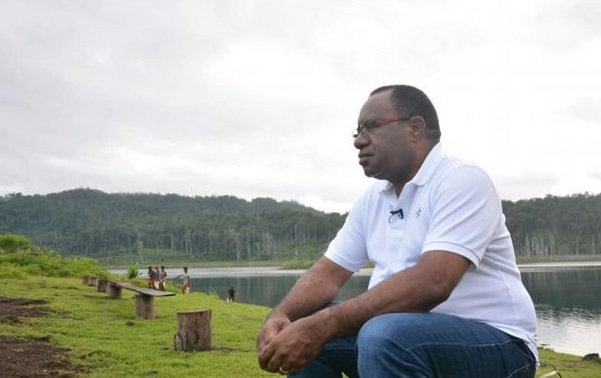 Josua Ingin Tampung 5000 ASN Asal Papua