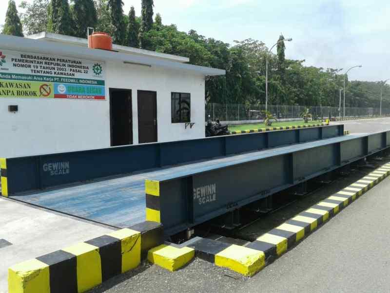 Hasil gambar untuk jembatan timbang