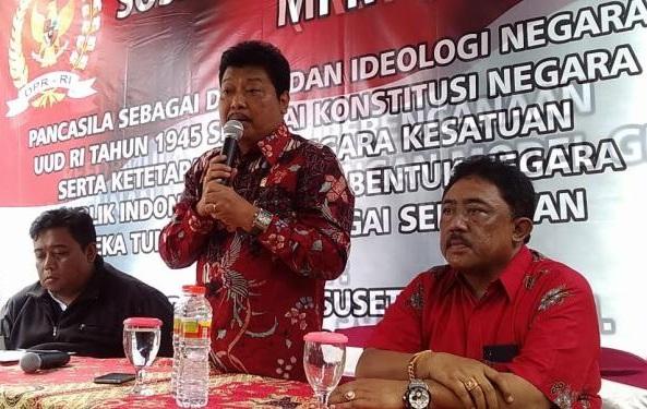 Legislator PDI Perjuangan Keluhkan Minimnya Anggaran KUR