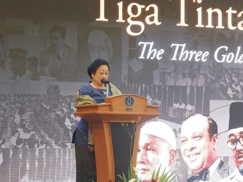 Menkeu: Megawati Belum Menerima Gaji Serupiahpun