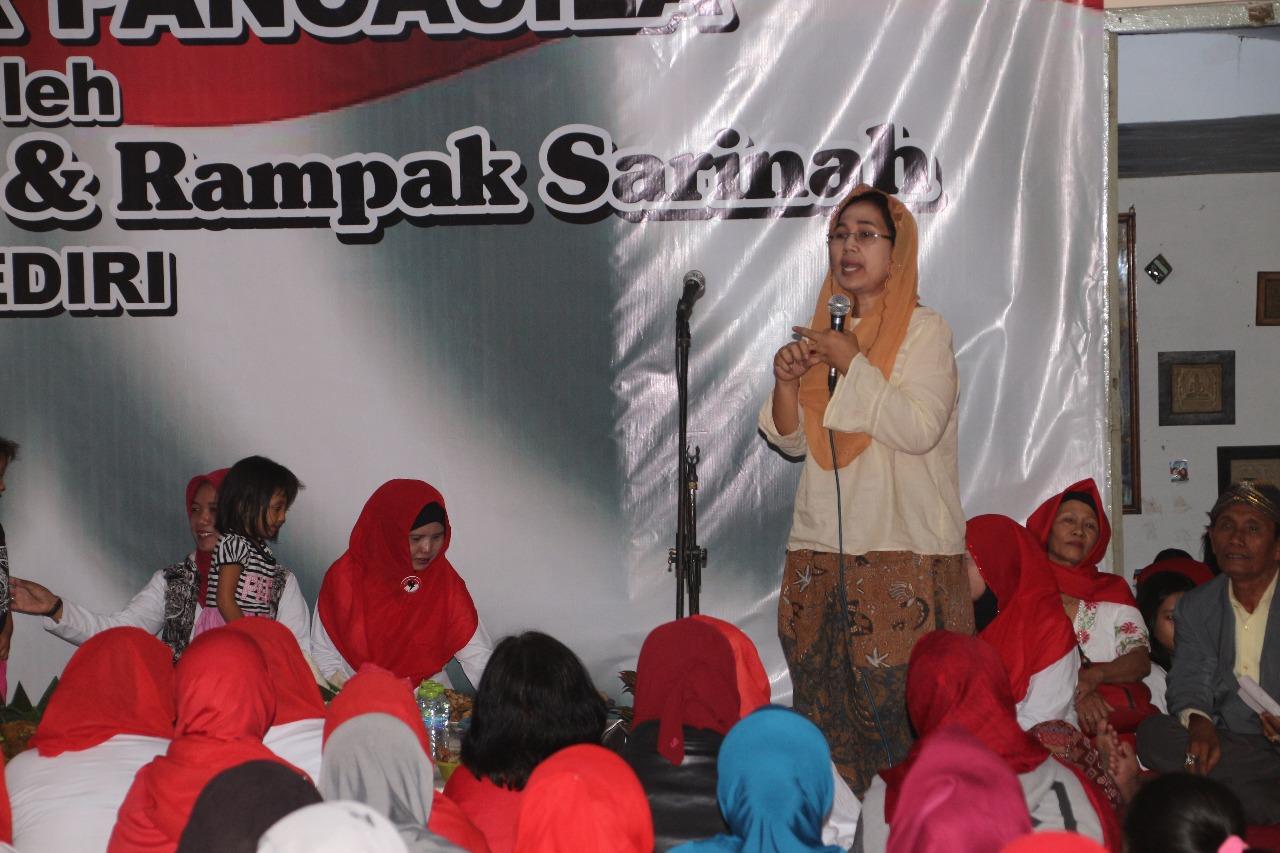 Bangsa Indonesia Beruntung Diwarisi Pancasila