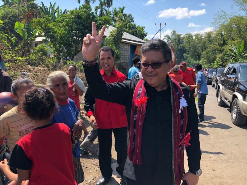PDI Perjuangan Tegaskan Tetap Dukung Paket Marhaen
