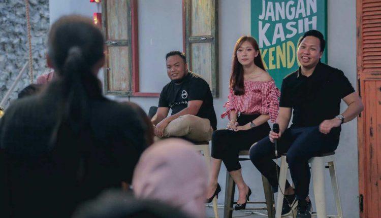 Generasi Milenial Kaltim Siap Coblos Rusmadi-Safaruddin
