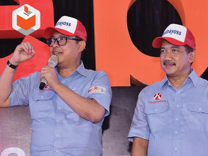 BMI Kota Bandung Siap Kerja Keras Untuk Yosie-Aries