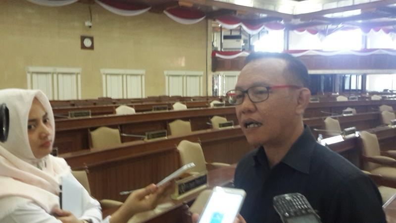 Samsun Jabat Plt Wakil Ketua DPRD Kaltim