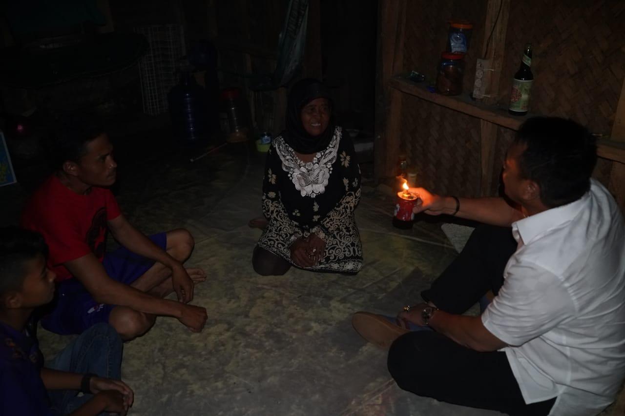 Kang Hasan Luncurkan Lampu Hasanah