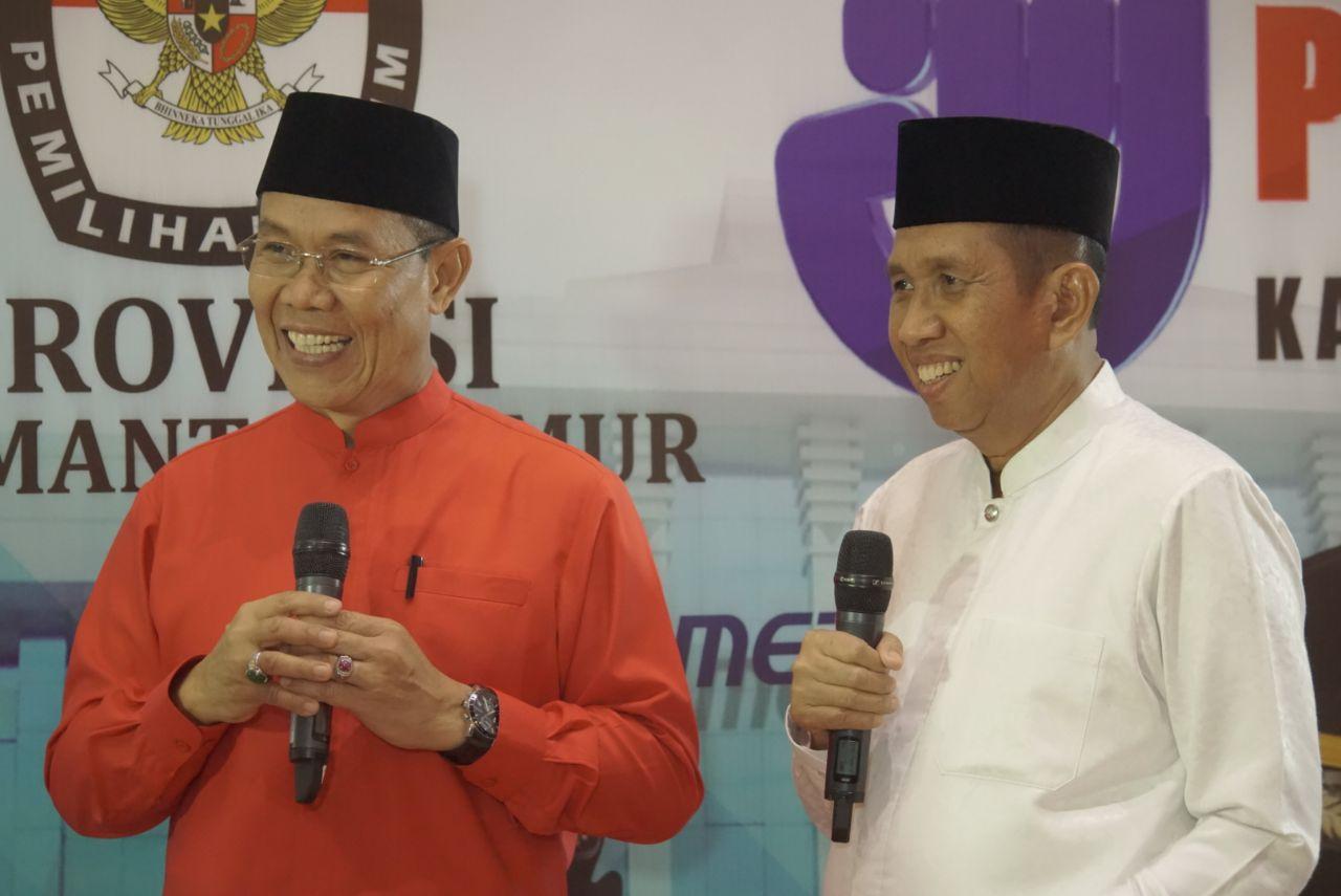 Tim Pemenangan Optimistis Rusmadi-Safaruddin Menang