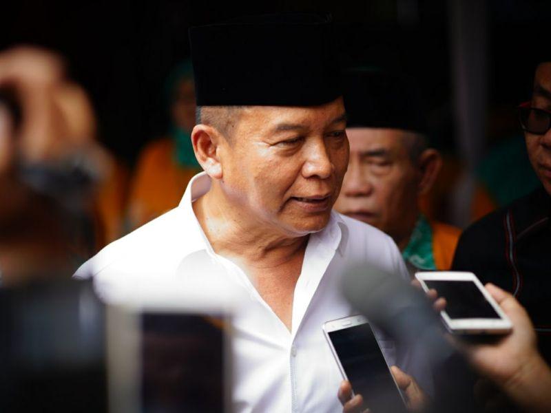 Kang Hasan Optimistis Menangkan Pilgub Jabar