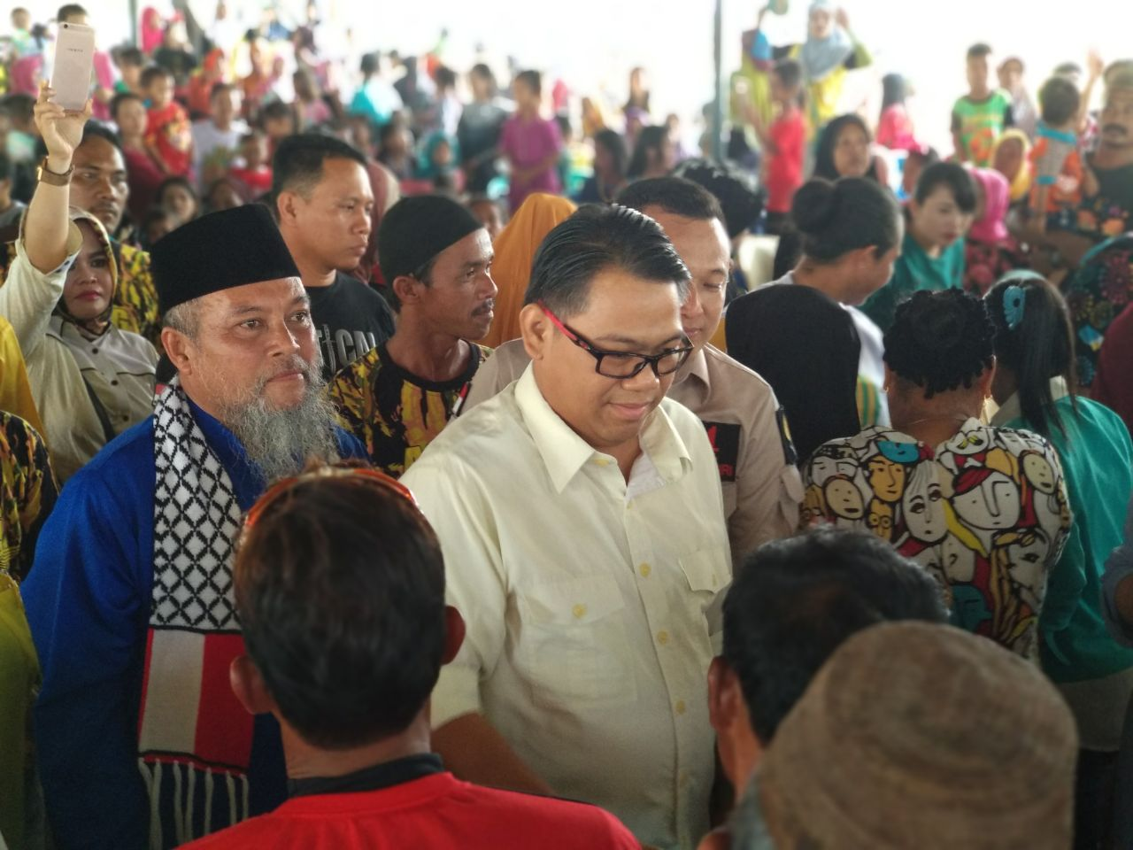 Giri Ingatkan Kader Gotong Royong Menangkan Pilgub Sumsel