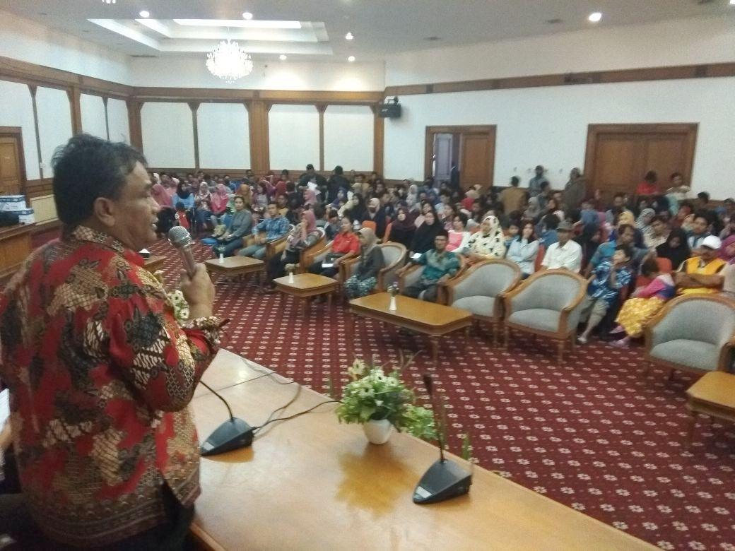 Jelang Pencoblosan PDI Perjuangan Kukar Siagakan 500 Saksi