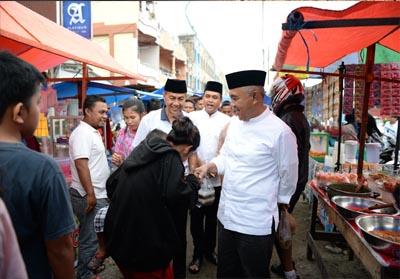Warga Transmigran Riau Siap Menangkan Paslon AYO
