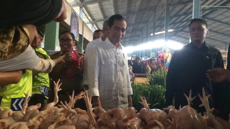Jelang Lebaran, Jokowi Berhasil Redam Gejolak Harga Pangan
