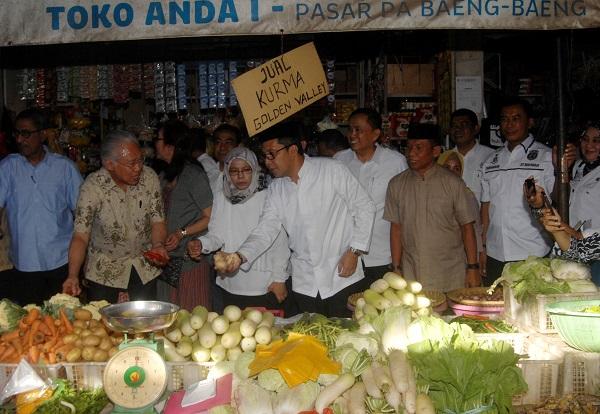 Lebaran, Jokowi Minta Jaga Stabilitas Harga Kebutuhan Pokok