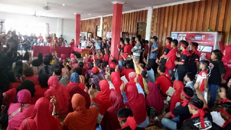 Organisasi Perempuan Deklarasikan Dukungan untuk Karolin