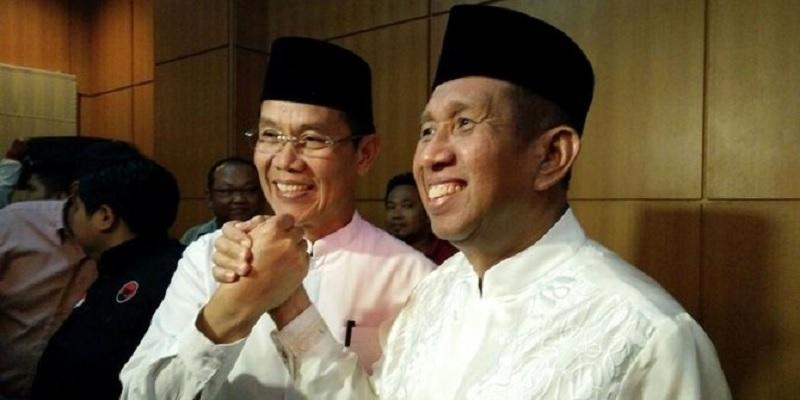 Relawan JLNB Deklarasi Dukung Safaruddin