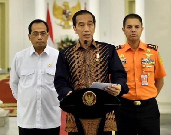Jokowi Janji Beri Santunan Korban Kapal Tenggelam Danau Toba