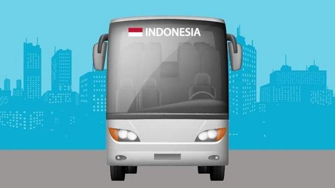 Indonesia Ekspor Bus dan Lokomotif ke Bangladesh