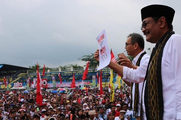 'Jihad' Djarot Melawan Pemiskinan & Korupsi Akut di Sumut