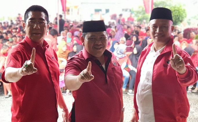 Zainal Abidin menang di Quick Count Pilkada Lampung Utara