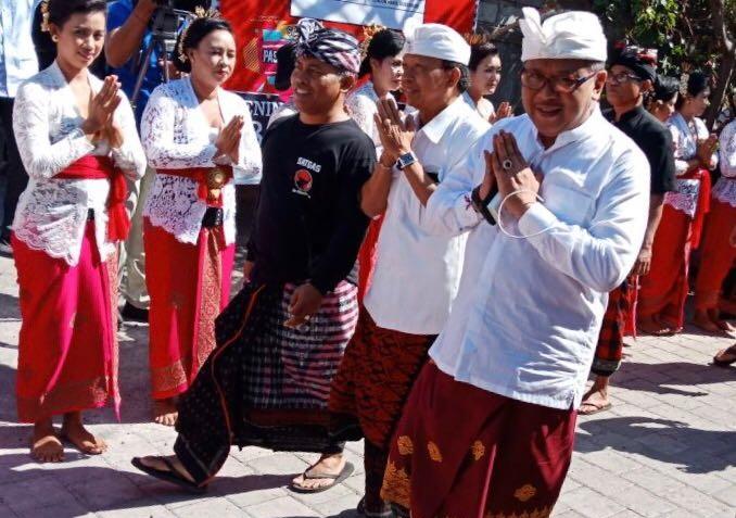 Partai Cetak Sejarah, Rebut Kemenangan di Bali
