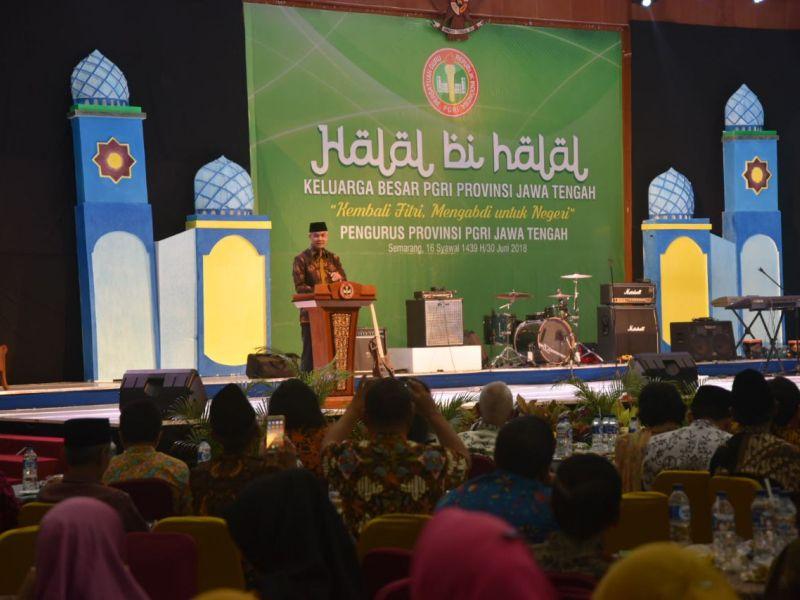 Pendidikan Akan Jadi Konsentrasi Ganjar Pranowo