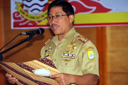Pemkab Cirebon Komitmen Berdayakan Kaum Disabilitas