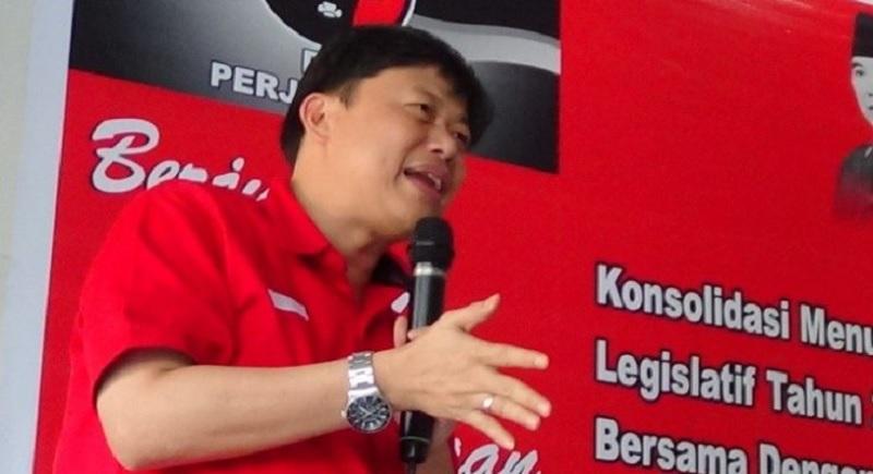 Alex Indra: Partai Patuhi Aturan KPU soal Caleg Napi Korupsi