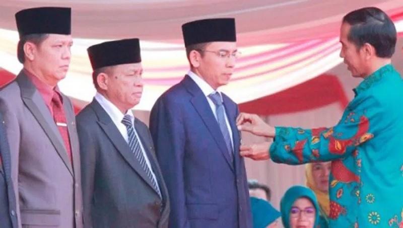 Demi KEK Mandalika, Gubernur NTB: Jokowi Layak Dua Periode