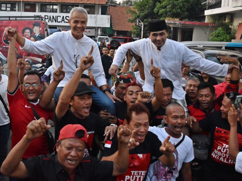 Hasil Rekap KPU, Ganjar-Yasin Menangi Pilkada Jateng