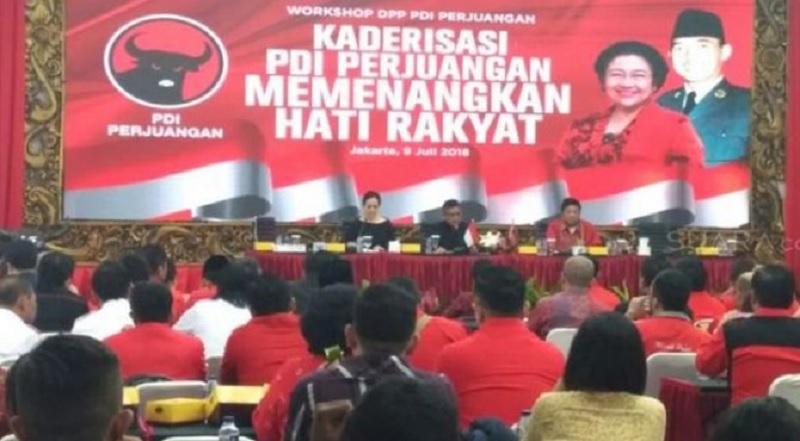 Hasto: 21.000 Caleg Ramaikan Pileg dan Siap Menangkan Jokowi