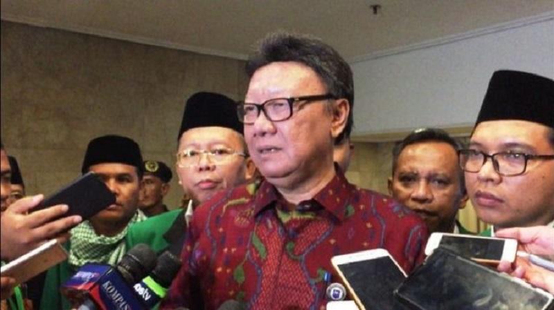Mendagri: KPK Percepat Calon Kepala Daerah yang Berkasus