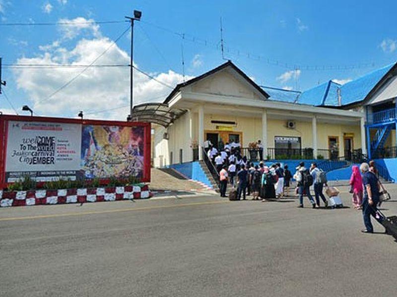 Bupati Faida Terus Genjot Pembangunan Bandara Notohadinegoro