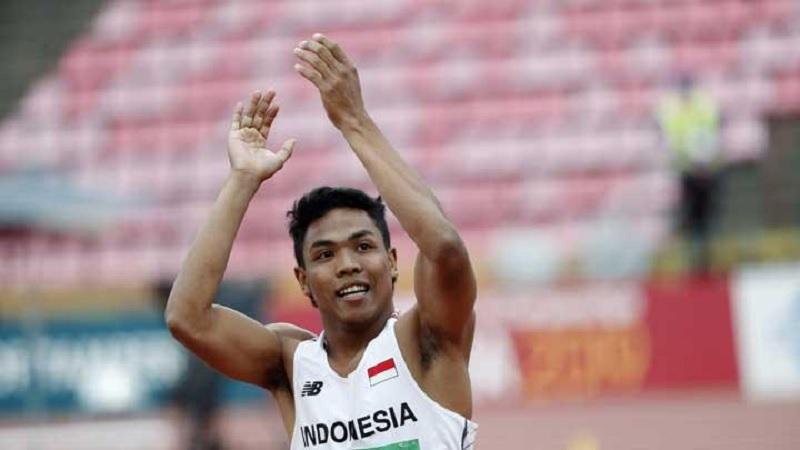Jokowi: Kemenangan Zohri Jadi Modal Asian Games 2018