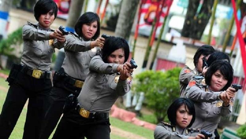 PDI Perjuangan Lampung Minta Peningkatan Kualitas SDM Polri