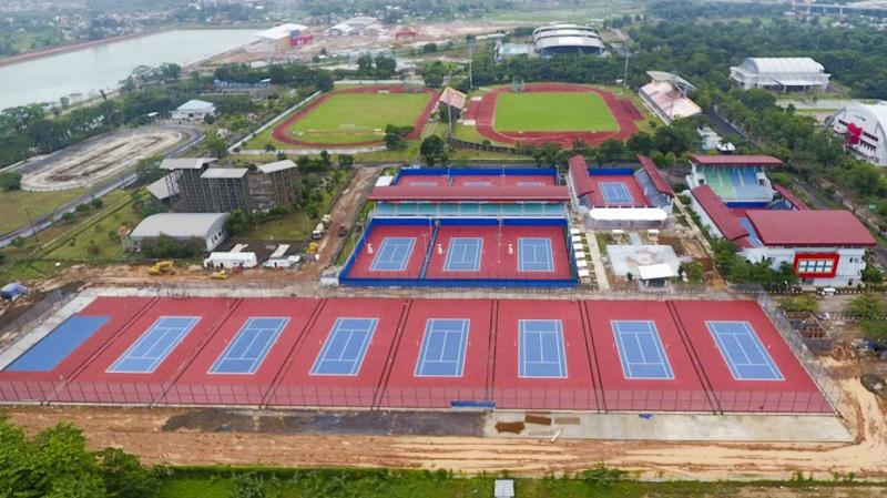 Jokowi Siap Resmikan 5 Venue Asian Games di Jakabaring Sport