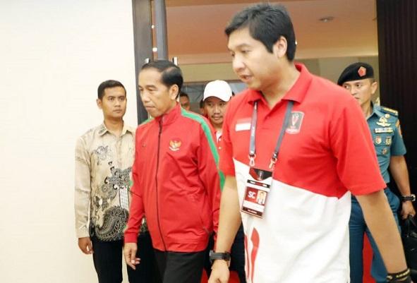 Ara: Cawapres Jokowi bukan yang selalu Gunakan Politik SARA