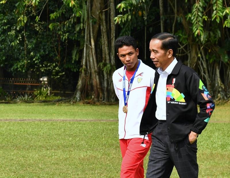 Presiden: Badan Pemantau Bibit Muda Berbakat Disiapkan
