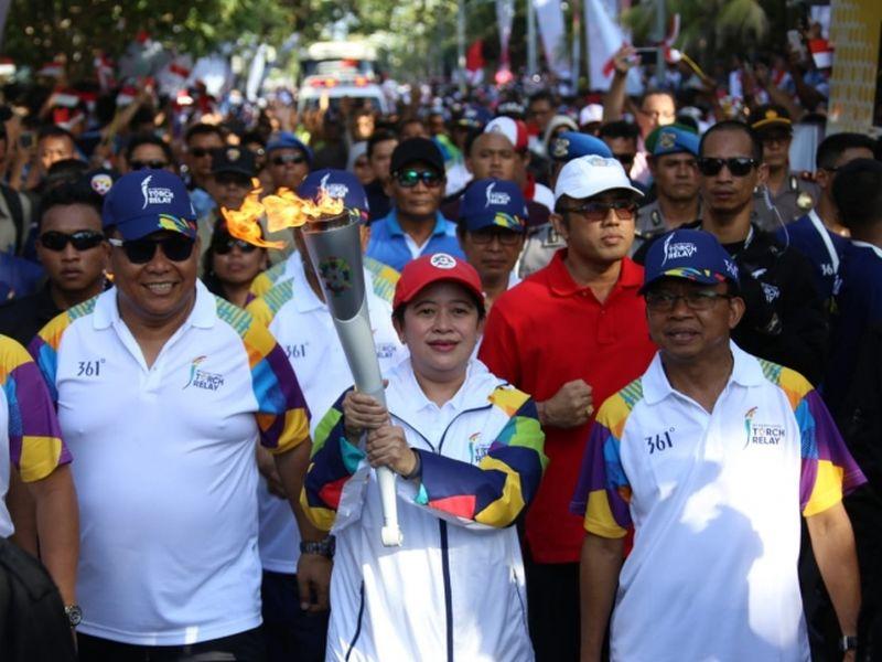 Puan: Singgahnya Obor Tingkatkan Rasa Memiliki Asian Games