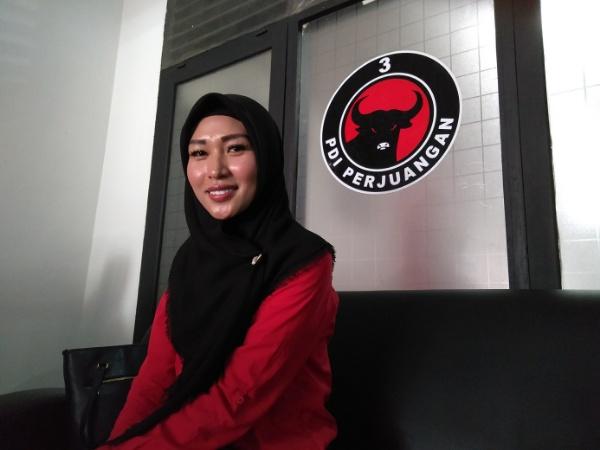 Mantan Putri Indonesia Asal Sultra Ikut Nyaleg