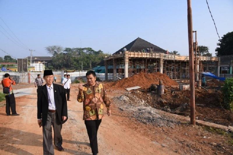 Legislator Apresiasi Pembangunan Gedung Baru Asrama Haji