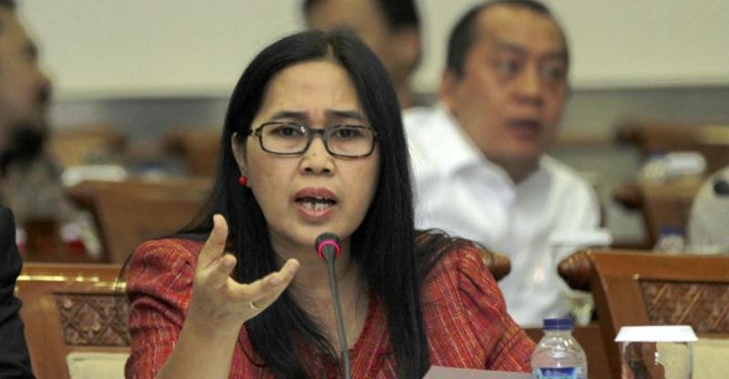 Soal Cuitan SBY, Berikut Tanggapan EvaSundari
