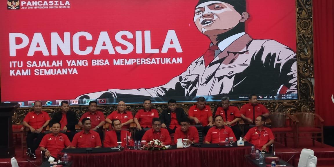 Melalui PDI Perjuangan, Purnawirawan Terus Jaga Pancasila