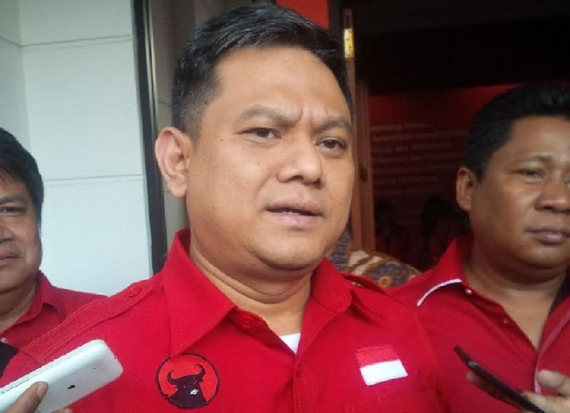 PDI Perjuangan Puji MUI Jabar Tolak #2019GantiPresiden