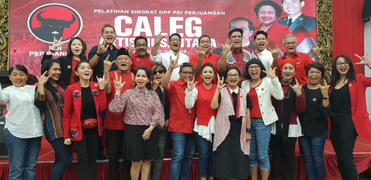 Komitmen PDI Perjuangan Cetak Legislator Berkualitas