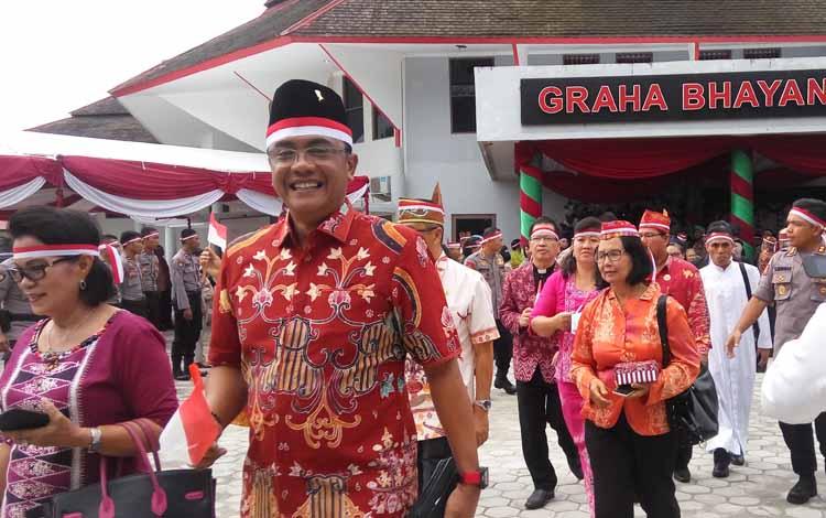 DPRD Palangkaraya Apresiasi Kegiatan Harmoni Indonesia