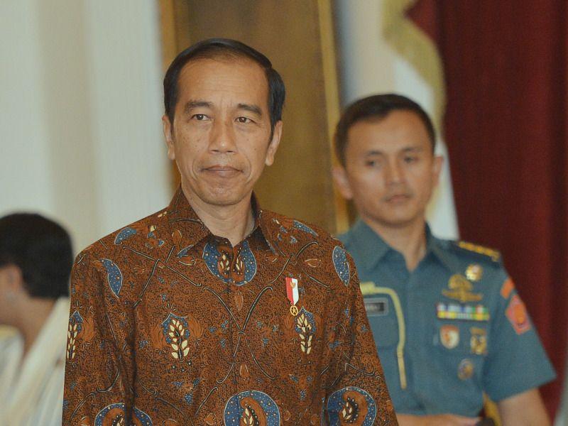 Tjahjo: Presiden Jokowi Pemimpin yang Konsisten